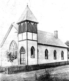 South Connellsville Church